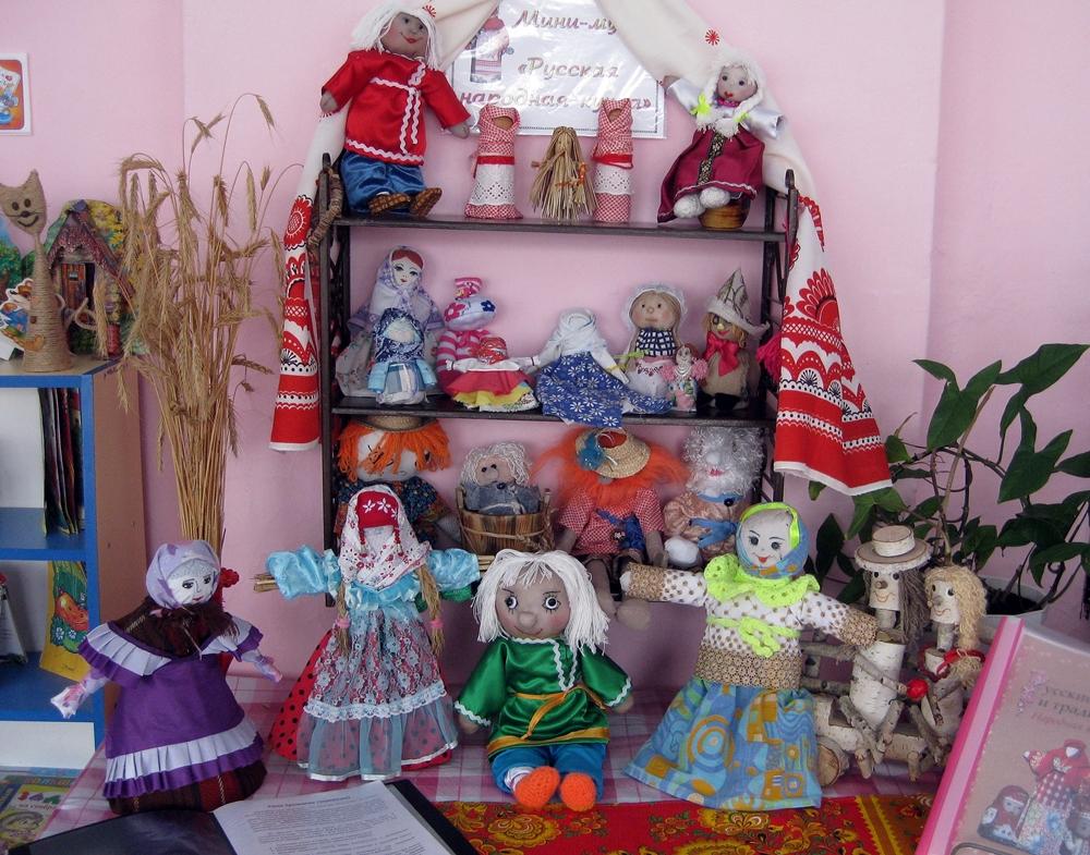 Куклы в детский сад своими руками 57
